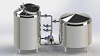 Минипивоварня на 150 литров (эконом-серия)