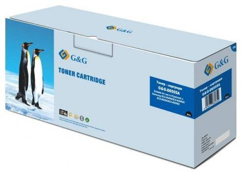 Картридж G&G-D6555A для Samsung SCX-6555N/6545N Black , фото 2