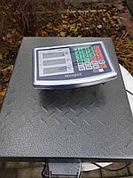 Весы платформенные НПВ-300 (300кг)
