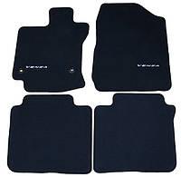 Коврики тканевые, черные,к-т 4шт (Toyota) - Venza - Toyota - 2013
