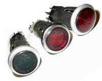 Фонарь контрольной лампы ПД20-Е1 зеленый/красный