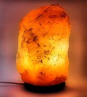 Соляная лампа Гималайская соль 5-9 кг
