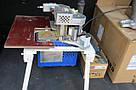 Ручной кромкооблицовочный станок б/у КМ-10 +кромкообрезной фрезер Вирутех с насадкой и фрезой, фото 2