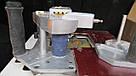 Ручной кромкооблицовочный станок б/у КМ-10 +кромкообрезной фрезер Вирутех с насадкой и фрезой, фото 6