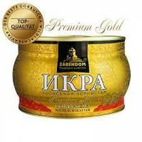 Икра красная горбуши Zarendom premium gold 250г