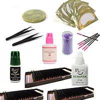 Стартовый набор для наращивания ресниц I beauty премиум №2
