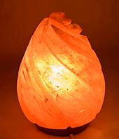 Соляная лампа Гималайская соль Капля