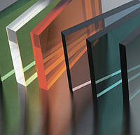 Монолитный поликарбонат Plexicarb, бронза 10%, 6 мм, 1UV