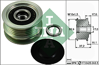 Механизм свободного хода генератора DACIA (производитель Ina) 535 0116 10, фото 1