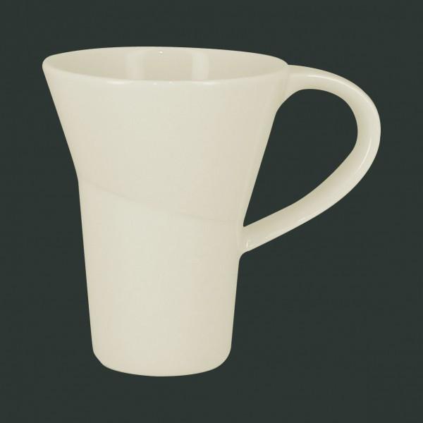 Чашка 150 мл. фарфоровая, белая Giro, RAK