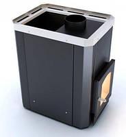 Каменка дровяная Классик ПКС-02Ч (18 куб) без выноса