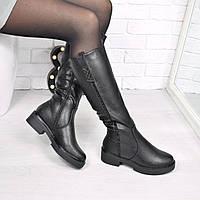 Сапоги женские Jess Зима 3892, зимняя обувь