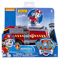 Щенячий Патруль Маршал и Пожарная Машина - Marshall's Fire Fighting Truck, Spin Master