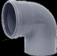 Колено 110х90° для внутренней канализации (ППР)