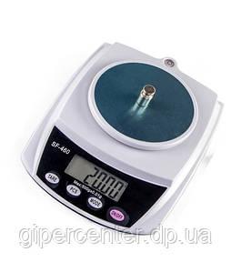Весы ювелирные ПРОК SF-460 500 г 0.01 г (лабораторные, портативные)