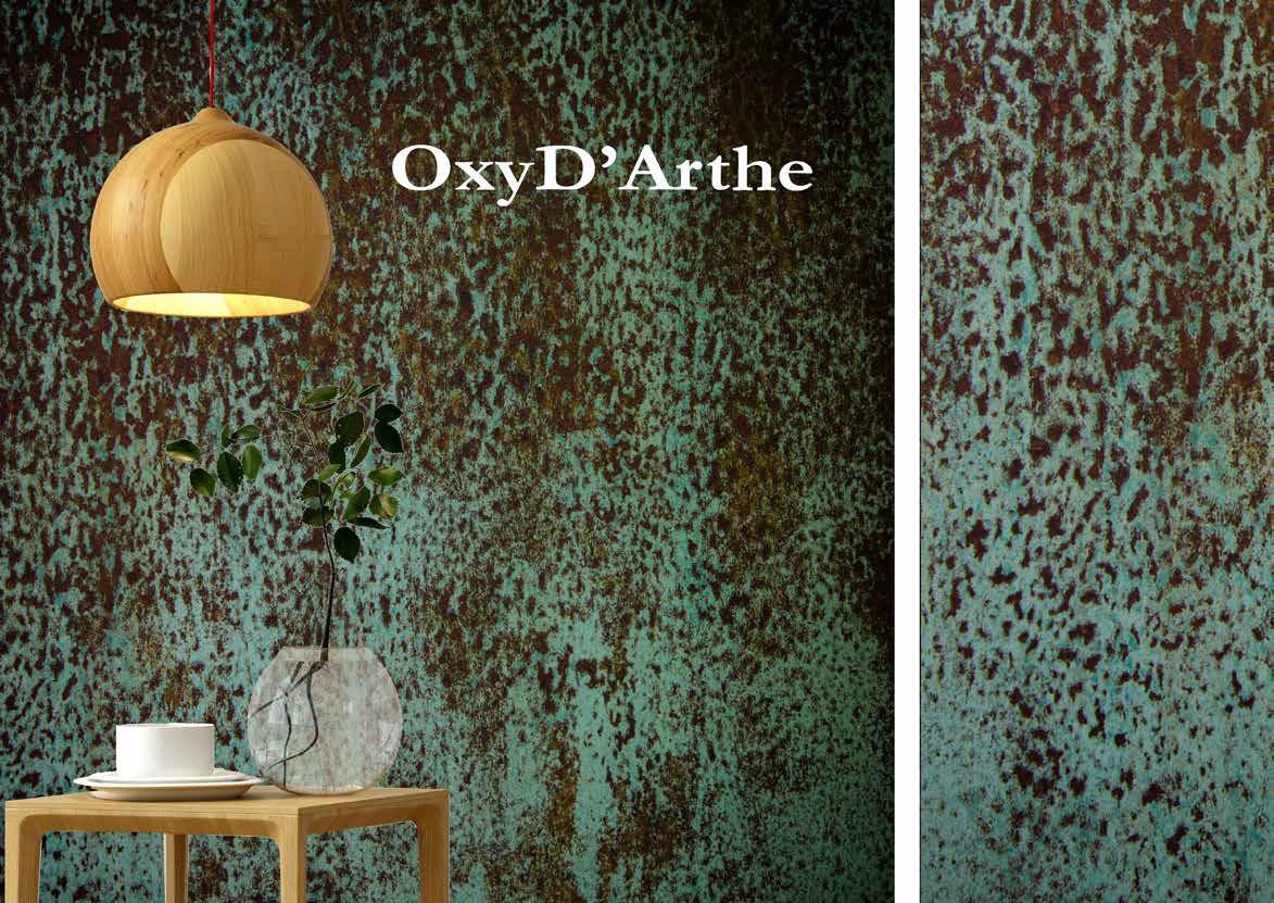 OxyD'Arthe металическая пыль для создания эффекта окисления