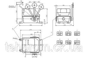 Выключатель концевой КУ-701, фото 2