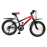 """Спортивный велосипед Profi Trike Union 20"""" XM204В (Shimano Tourney)"""