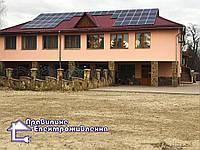 Сонячна електростанція 15 кВт, смт Старі Богородчани