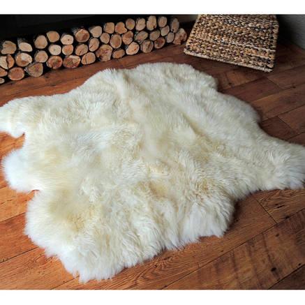 Ковер из овчины, из 2-х шкур, фото 2