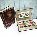 Тени для глаз Storybook Cosmetics Wizardry and Witchcraft Eyeshadow Palette (12 цветов), фото 3