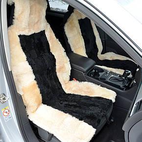 Меховые накидки на сиденья 01, фото 2