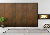 Rust Style фактурная краска для стен с эффектом ржавчины