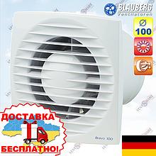 Вентилятор вытяжной настенно-потолочный Blauberg Bravo 100 (Блауберг Браво 100)