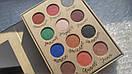 Тени для глаз Storybook Cosmetics Wizardry and Witchcraft Eyeshadow Palette (12 цветов), фото 6