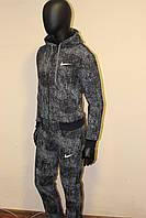 Тёплый костюм спортивный мужской найк