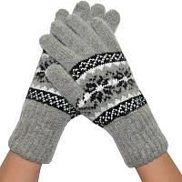 Женские зимние перчатки 09, фото 1