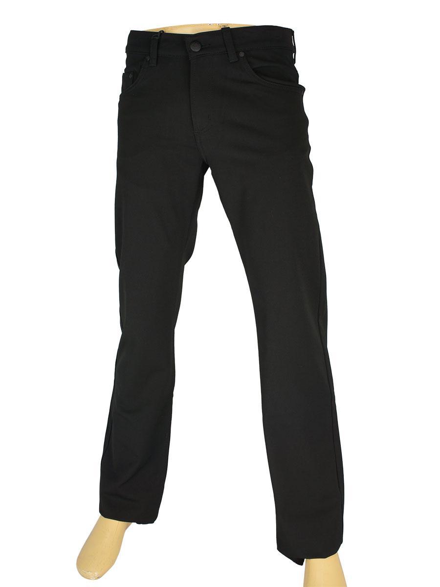 Мужские джинсы Турция 30 размер в черных цветах 0450С
