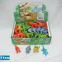 Динозавр тянучка A035P (в уп. 12шт)