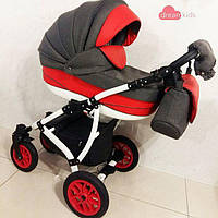 """Детская коляска 2 в 1 """"AVALON  BUENO"""", разные цвета, фото 1"""