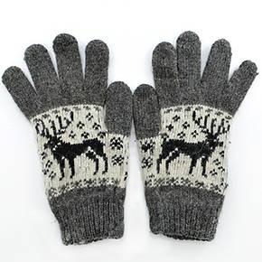 Мужские зимние перчатки 07, фото 2