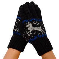 Мужские зимние перчатки 08, фото 1