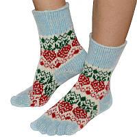 Женские носки с пальцами, 03