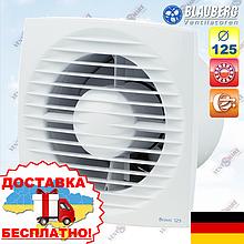 Вентилятор вытяжной настенно-потолочный Blauberg Bravo 125 (Блауберг Браво 125)