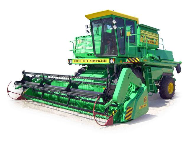 Комбайн Дон-1200, Дон-1500, ГСТ-90