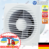 Вентилятор вытяжной настенно-потолочный Blauberg Bravo 150 (Блауберг Браво 150), фото 1