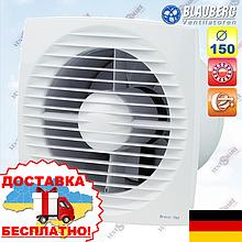 Вентилятор вытяжной настенно-потолочный Blauberg Bravo 150 (Блауберг Браво 150)
