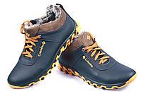 Ботинки мужские Columbia кожаные