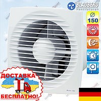 Вентилятор с таймером и шнурком Blauberg Bravo 150 ST