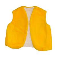 Жилетка желтая, 34*26см, 227-5
