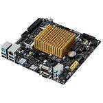 ASUS J1800I-C, Celeron J1800 on board, SO-DIMM DDR3, VGA/HDMI, COM, miniITX