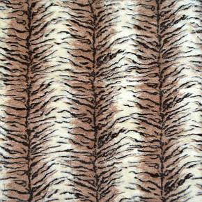 Плед из овечьей шерсти. Тигровая раскраска, фото 2