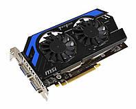 ♦ Видеокарта MSI GTX650Ti 1-Gb DDR5 - Гарантия ♦
