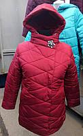 Теплая Модная Зимняя Куртка (50-52-54-56) , доставка по Украине