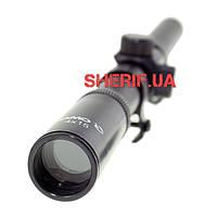 Оптический прицел GAMO 4х15 (с креплением)  11217
