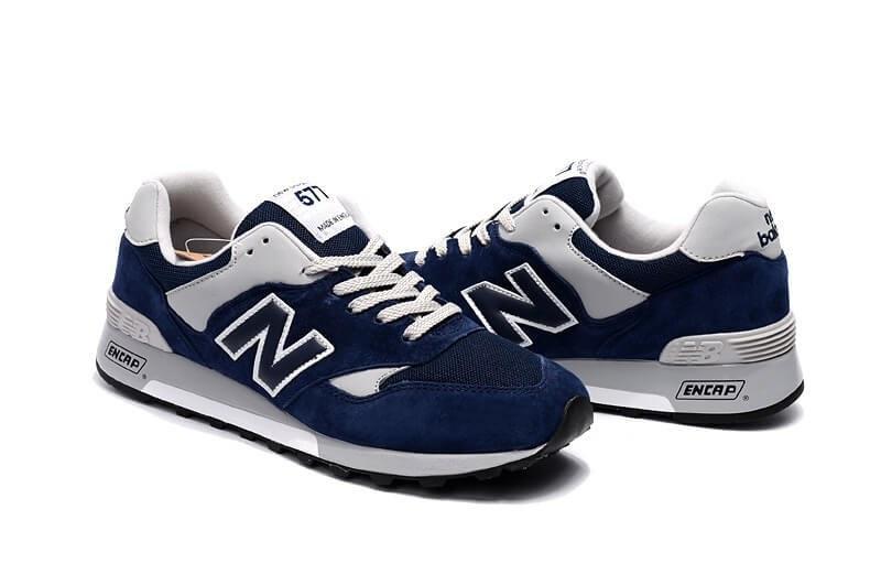 New Balance 577 Navy White. Мужские кроссовки. Стильные кроссовки ... 50f8f1362228a